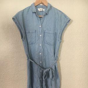 Button-down Dress